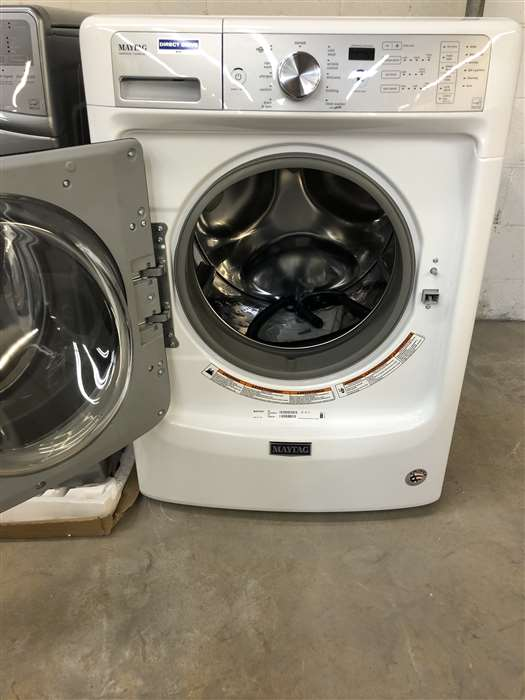 Maytag Stackable Front Load Washer White Gfy Appliance